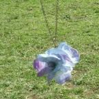 紫陽花のペンダント