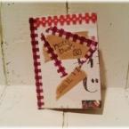 mini note book