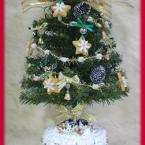 ☆プチクッキーのクリスマスツリー☆