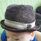 ☆赤ちゃんの麦わら帽子☆