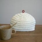 かぎ針編みのティーコジー