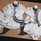 水樹奈々さんLIVE UNION白合皮短パン衣装