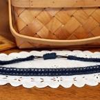 ビーズ編みカチューム