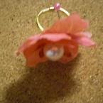紫陽花のリング