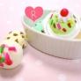 アイスクリームのマグネット