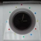 時計のデコレーション