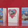 バレンタイン用グリーティングカード