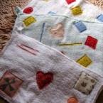 かわい子ちゃん雑巾