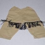 +++トレーナーの袖で子供用ズボン+++