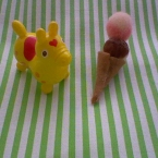 mini可愛い♡アイスクリーム