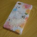 レジンの iphoneケース