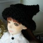 人形サイズのネコミミ帽子