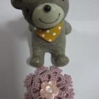 洗濯バサミタティング№10(^^)お花のモチーフ♪