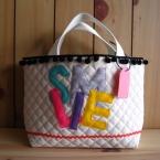 """ponpon bag""""SMILE"""""""