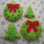 アイシング☆クリスマスクッキー