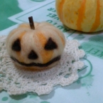 簡単キュートなハロウィンかぼちゃ