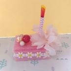 『スポンジのケーキ』