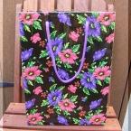 ◆フェイラーの包装紙でペーパーバッグ