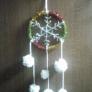 クリスマスのドリームキャッチャー