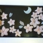 ソープカービングwith夜桜♪