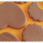 *100均*木かる粘土で作るクッキー