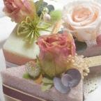 お花のプチケーキ♪
