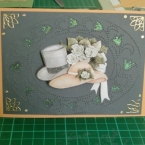Shaping Hat Card