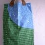 小風呂敷→手縫いでミニバッグ
