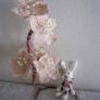 桜のオブジェ