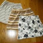 パンツonスカート