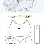 自作のバッグデザイン画をイラストレーターで製図する