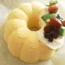 簡単粘土でシフォンケーキ