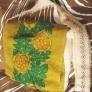 ヴィンテージ布で作るショルダーバッグ