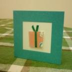 二つ折りカード「プレゼント」
