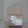 紙袋のリサイクル(手提げ紙袋に変身!)
