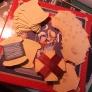 厚紙で作る糸巻き
