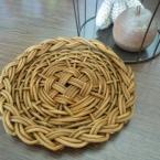 籐のミニトレー