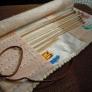 編み物道具ケース