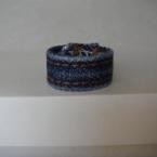 ジーンズのベルト通しで作る指輪