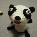 編みぐるみパンダー