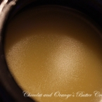 ココアバターとオレンジのオイルクリーム