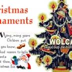 【無料ダウンロード】クリスマス 素材・オーナメント