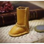 ミニチュア靴:ミニチュアブーツ