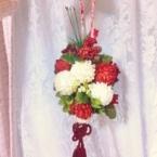 *結婚式* 前撮り用 和装ブーケ(振袖用)