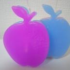 カラーリンゴキャンドル