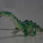 ちりがみスーパーサウルス♪