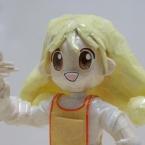 ちりがみ細工のお人形♪(1)