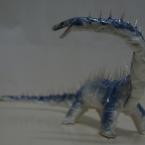 ちりがみセイスモサウルス♪