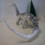 ちりがみアパトサウルス♪