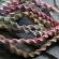 ひも編みアクセサリー
